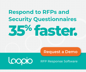 Respond to RFPs and Security Questionnaires 35% faster.
