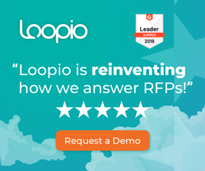 Loopio is reinventing how we answer RFPs!